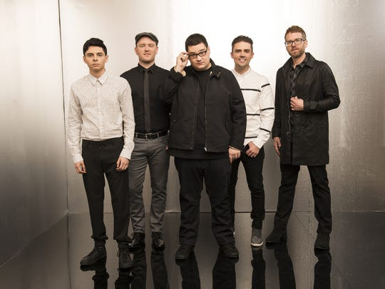 Sidewalk Prophets will perform at Fish Fest Aug. 20 at Riverfront Park in downtown Salem.