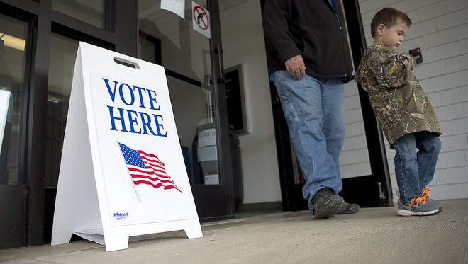 special elections usually attractlower turnout and most voterscast ballots by mail.