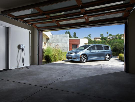 While the entry-level nonhybrid Pacifica starts at