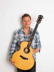 Singer-songwriter Ellis Paul will perform at the Turning