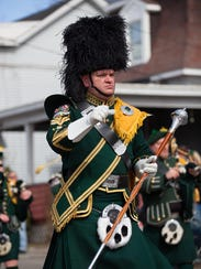 The 22nd Annual St. Patrick's Day Parade draws a big