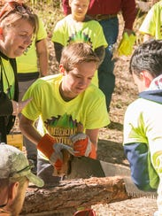 The 30th annual Lumberjack Festival at Pensacola State College's Milton Campus gets underway Saturday, March 3.