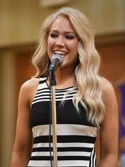 Miss Tennessee Soybean  Laura Ann Higgs -- The Jackson