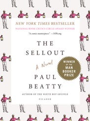 """Writer Paul Beatty, author of """"The Sellout,"""" headlines"""