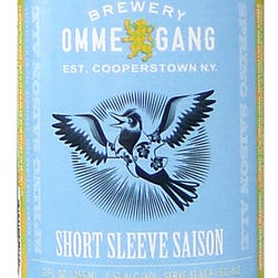 Beer Man: Ommegang is on target with new saison