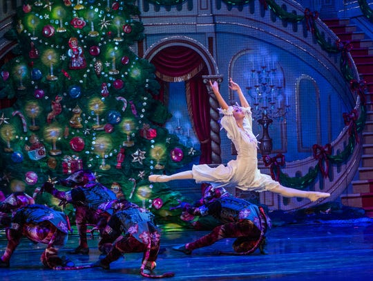 The Moscow Ballet's Great Russian Nutcracker takes