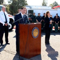 Ducey warns Arizona of a disastrous fire season, requests double fire prevention funding