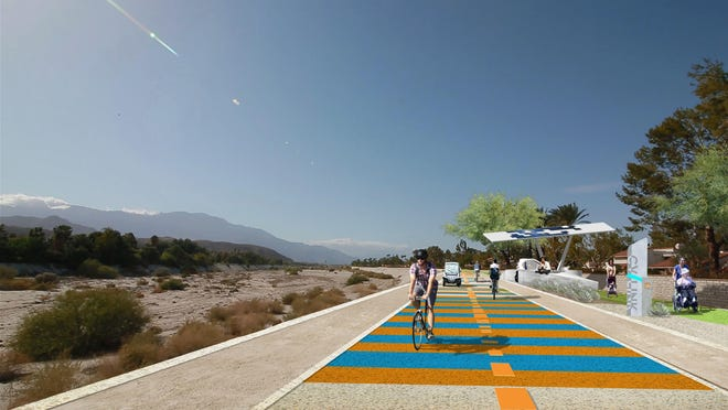 Rancho Mirage Council has approved April ballot arguments on the proposed CV Link.
