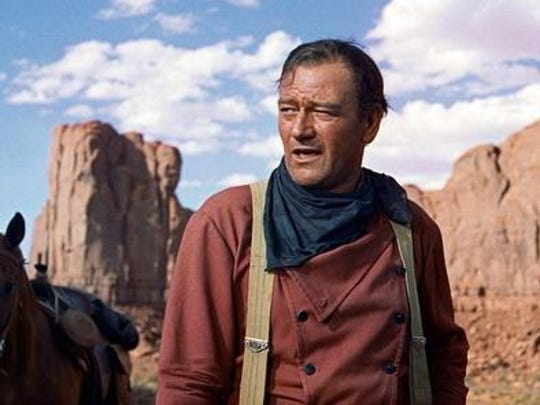 """The Searchers"" (1956) often lands on lists compiling"