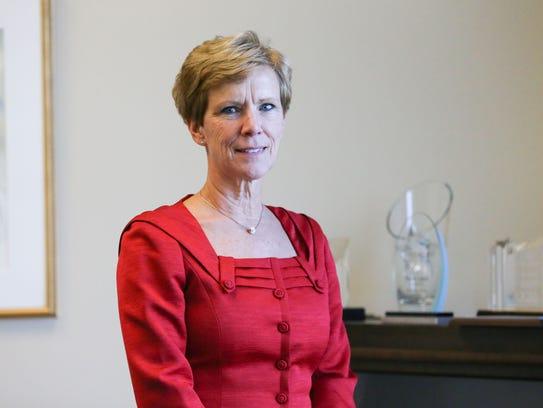 Delaware Hospice DEO Susan Lloyd