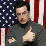 "Stephan Colbert, source of all  ""truthiness"""