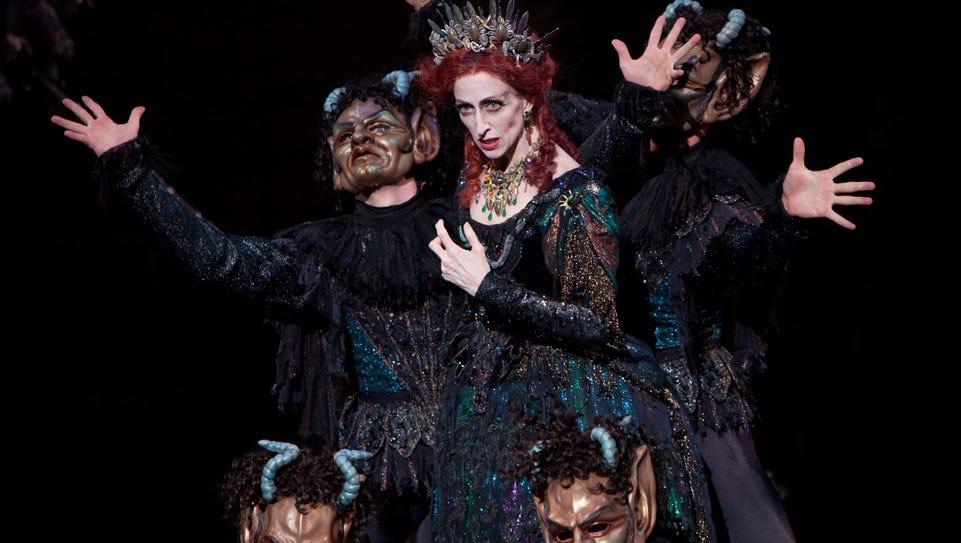 Snow White's nemesis will frighten in Ballet Arizona's
