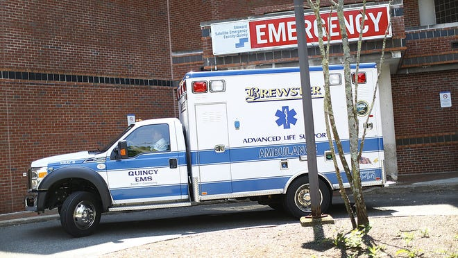 The satellite emergency room operating at the former site of Quincy Medical Center will close in November.