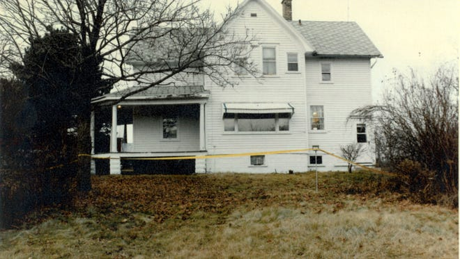 Nov. 16, 1991.  90-year-old Ann Cadigan and her 85-year-old sister Cecilia Cadigan were murdered in their rural Kewaunee County home.