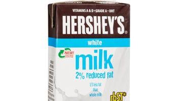 Hershey's 2% white milk