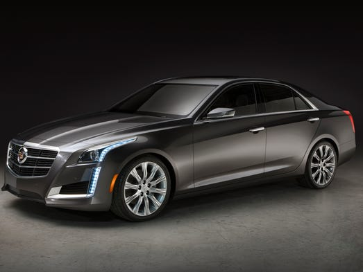 Sweet-driving 2014 Cadillac CTS has baffling infotainment, Consumer Reports says, The Cadillac User Experience (CUE) makes it hard just to turn up the radio, C.R. says, contributing to Caddy's overall poor score as a brand.