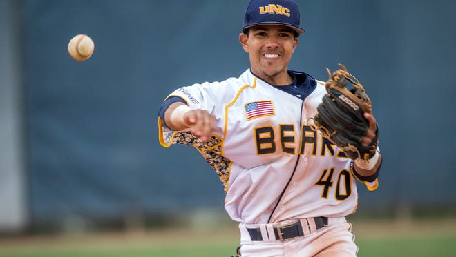 Rocky Mountain High School graduate Dean Lawson led the University of Northern Colorado with a .357 average this season.