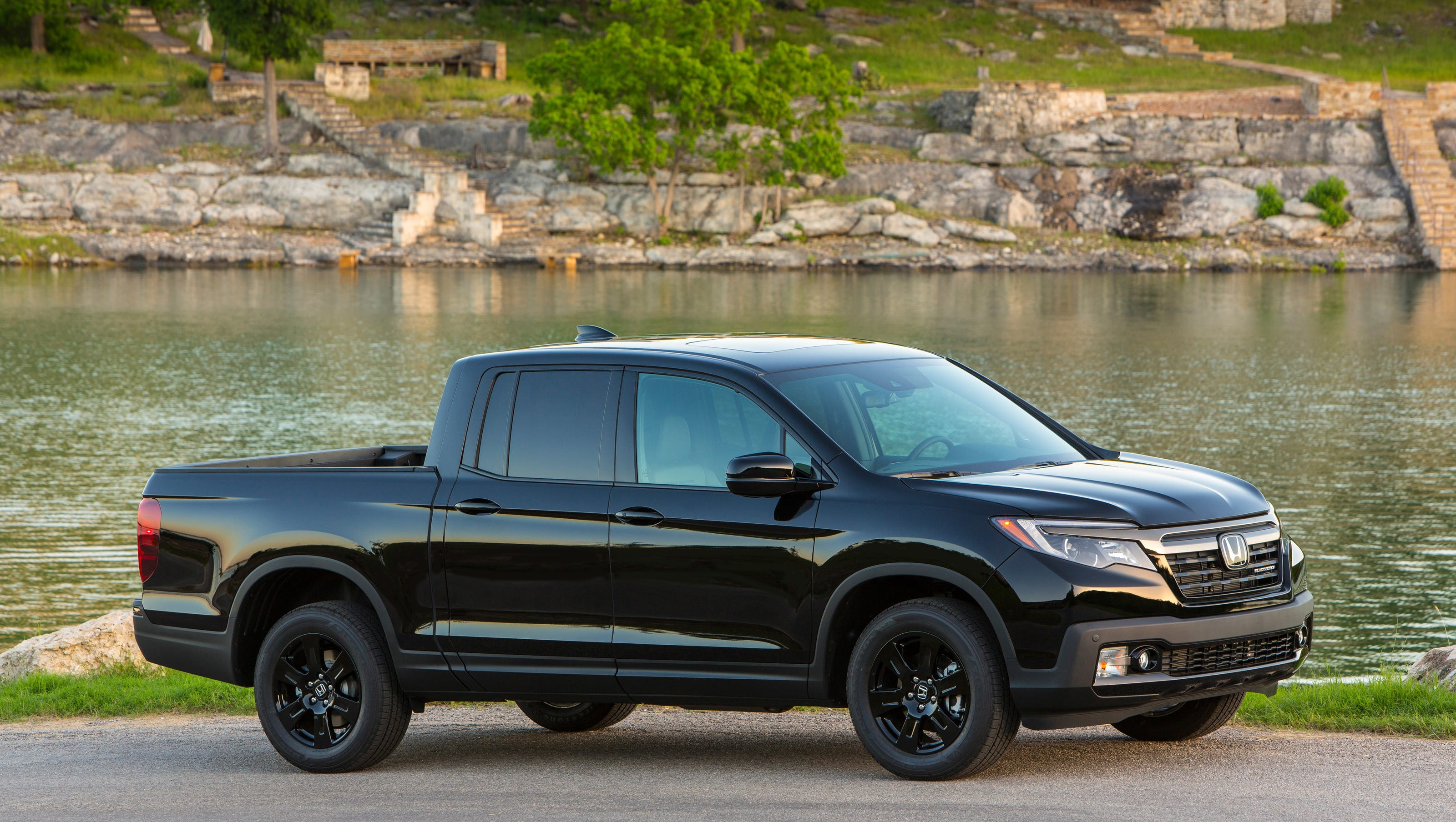 Tricked Out Ridgeline Comes Party Ready With Bed Audio