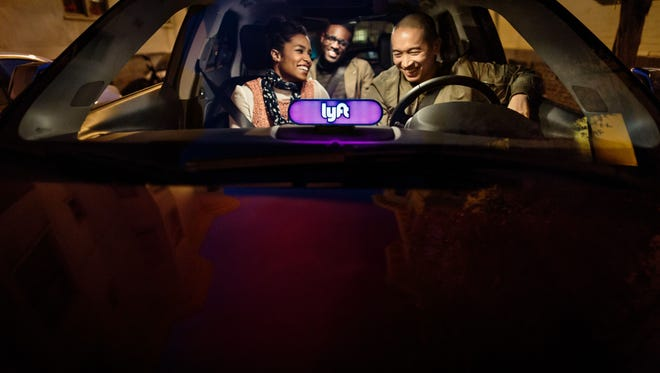 Among 100 other U.S. cities, Lyft launched in Clarksville on Thursday.