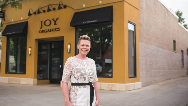 Joy Organics is named after Joy Smith, amother of four and grandmother of six.