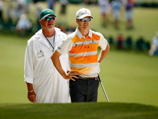 Golf: The Masters-Third Round