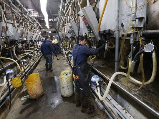 A new federal bill introduced by Congressmen Anthony Brindisi (D-NY) and John Joyce (R-PA) would expand the current H-2A visa program, allowing for its use by dairy farmers.