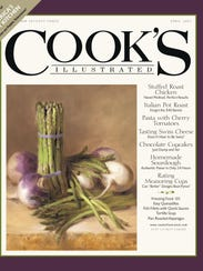 A subscription to Cook's Illustrated magazine makes