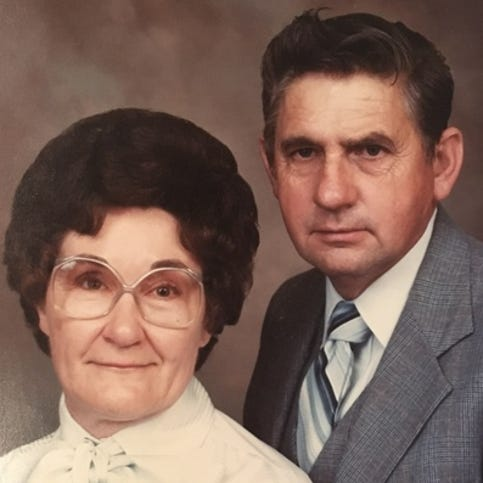 Anniversaries: LJ Hensley & Betty Sue Hensley