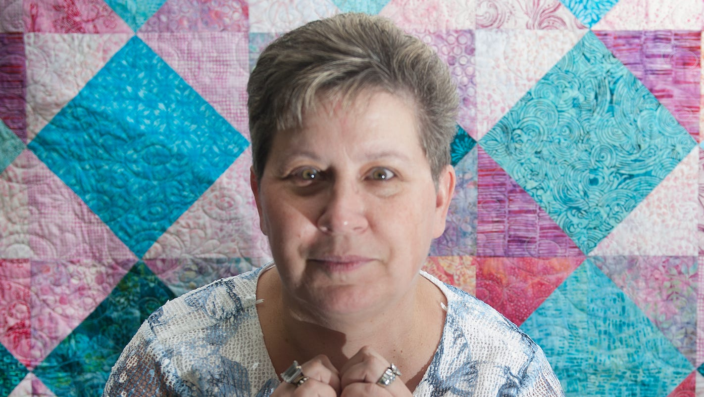 Quilt Auction To Benefit Breast Cancer Center