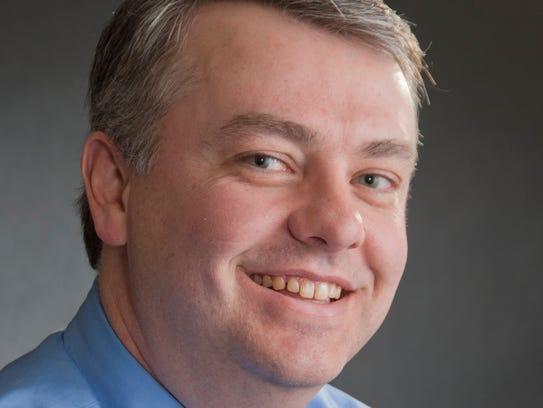Rob McCurdy, The Marion Star