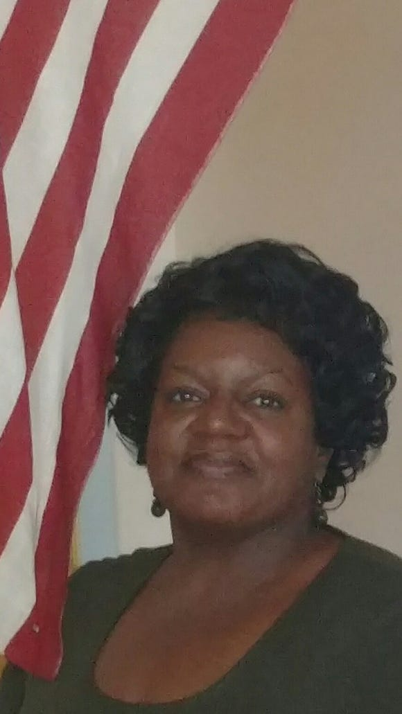 Patricia Rector-Hollomon is a registered nurse and