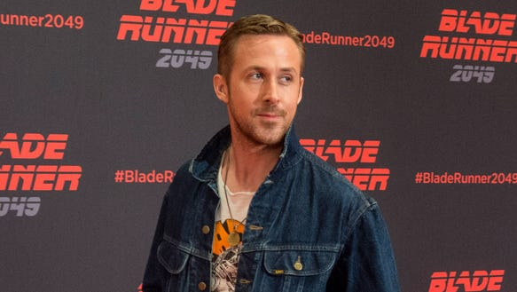 Ryan Gosling during a CineEurope event  on June 19,