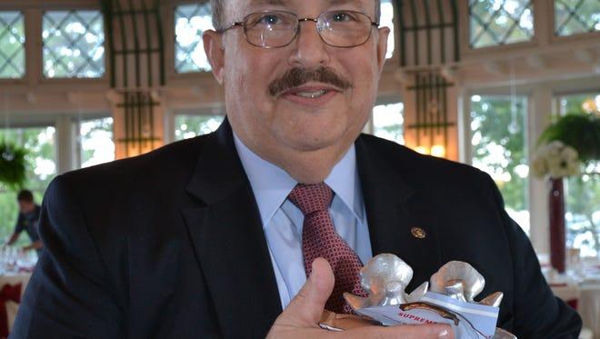Phil Barnett was nominated by Howard's Hope for volunteer of the week.