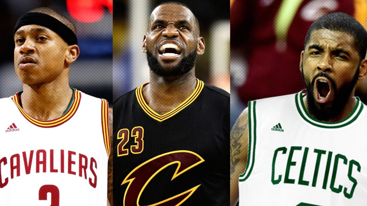 the best attitude 44d8f 14038 How the Kyrie Irving trade impacts the East (and LeBron)