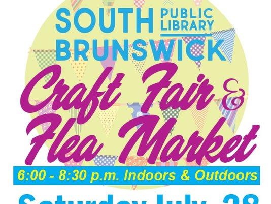 Craft Fair & Flea Market on July 28 PHOTO CAPTION