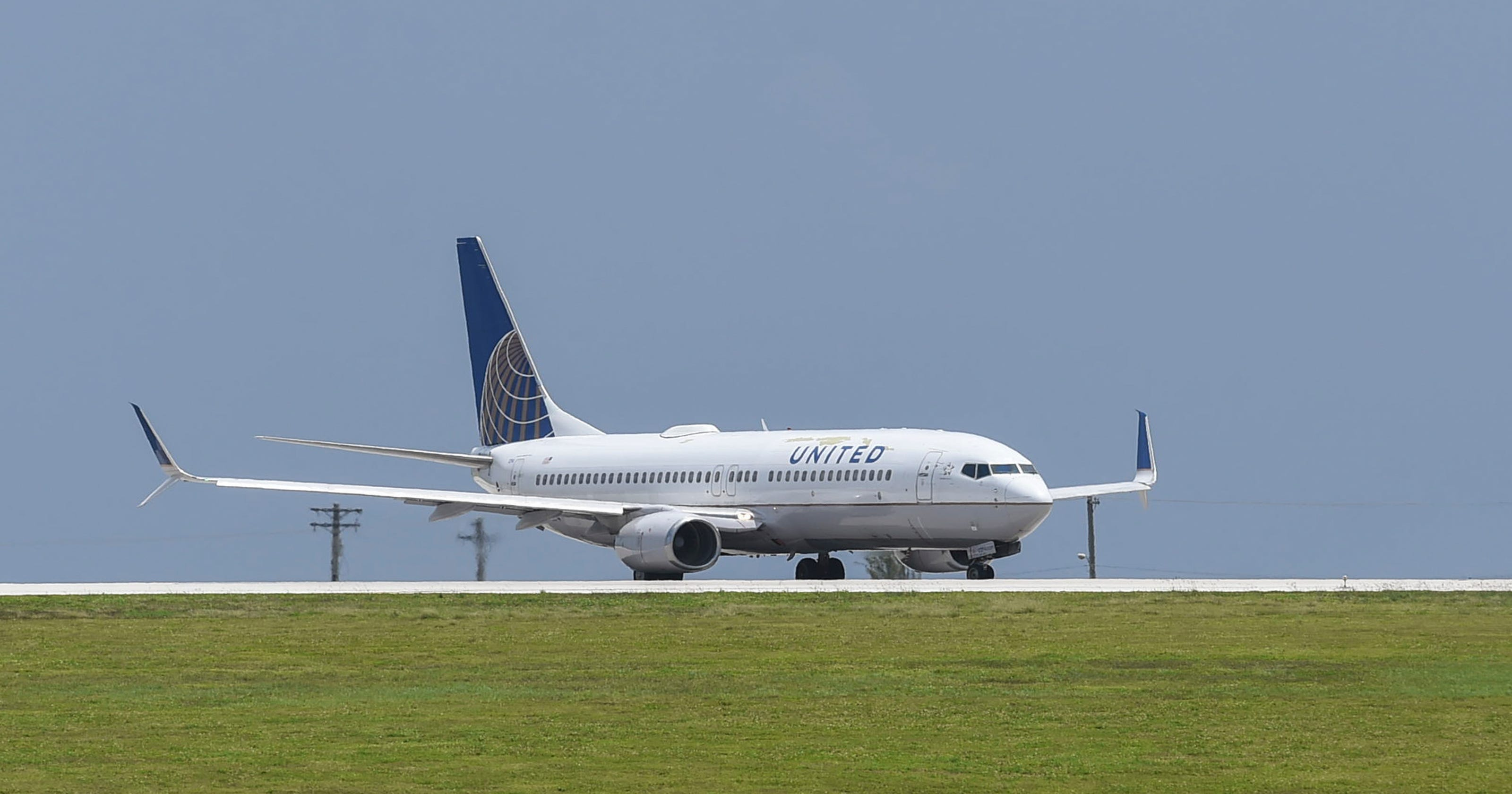 united airline flight schedule guam