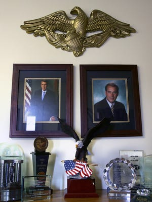 The office of Rep. John Boehner  in West Chester Township, Ohio, where he lives.
