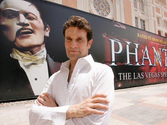 "Milwaukee native Anthony Crivello, who played the title role in ""Phantom"" for six years in Las Vegas, is singing each night of Festa Italiana 2018."