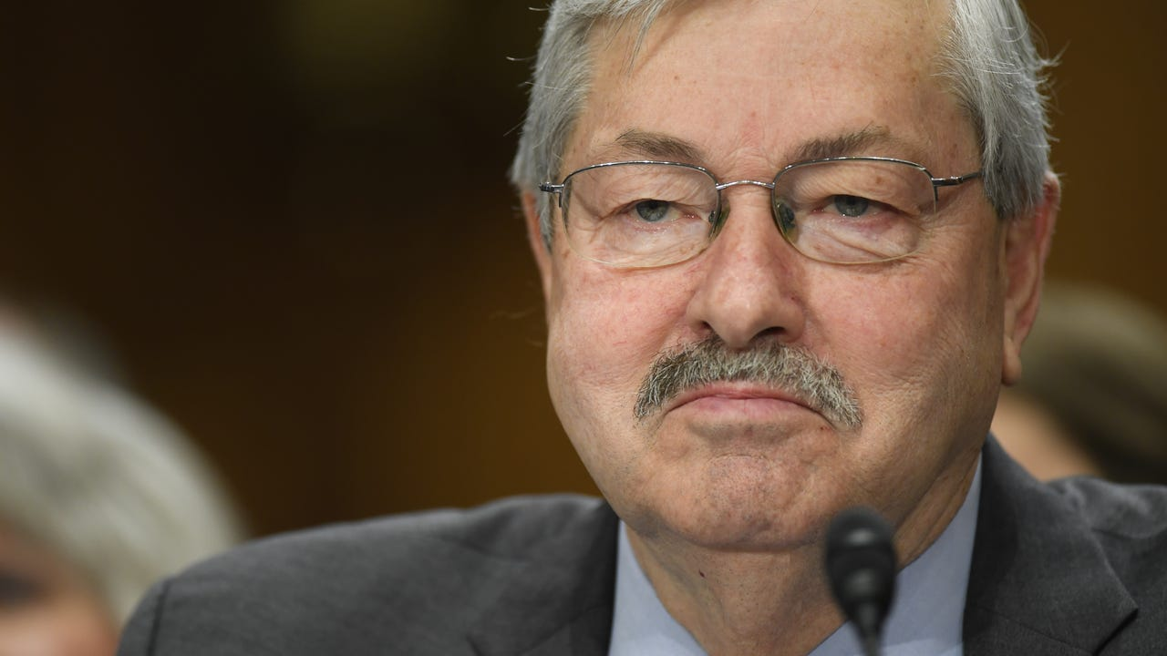 WATCH: Branstad wants to promote American values, human rights as ambassador to China