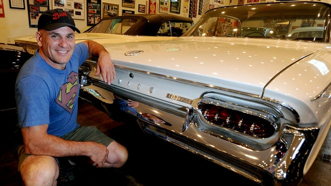 Jimmy Shiels had a midlife moment about five years ago when he considered cashing out of his then 30-year-old collection of Buick Skylark Gran Sports. But he decided he couldn't let go. He has about 20 of them stuffed in a barn near his Franklin home.