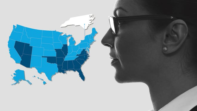 15 states have not ratified the Equal Rights Amendment.