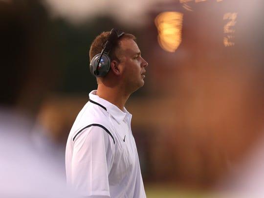 Garrett Jahn became Leon's head coach after spending
