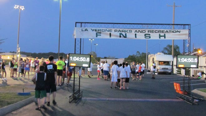 La Vergne Parks' annual fundrasing 5K, Howl at the Moon, which traditionally has been a summer event, will be Oct. 16 to take advantage of cooler weather.