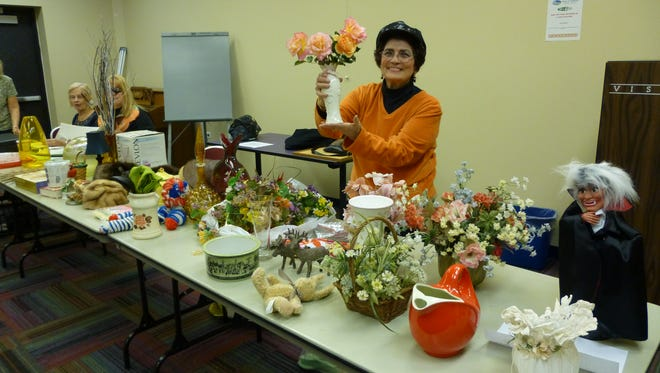 The Piscataway Garden Club will hold their annual fundraising auction on March 17.