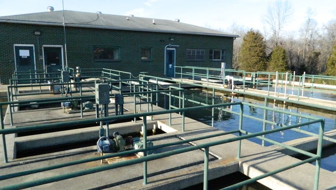 Pictured is the Erin Water Treatment Plant, which nearly experienced a total outage earlier this month.