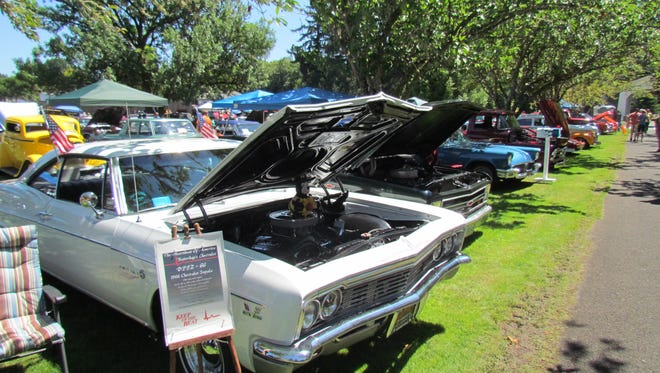 Santiam Summerfest 2014 Car Show Cruise In is one of a number of donors to the Brent Strohmeyer Memorial Foundation.