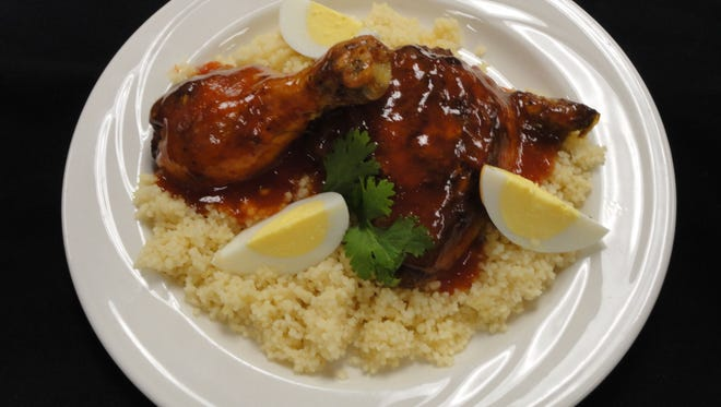 Doro Wat, spicy chicken dish from Ethiopia, is on the menu for Thursday's International Dinner at Florida Tech.