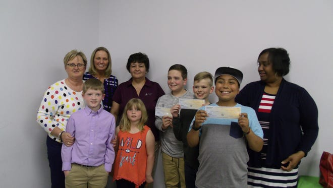 Congrats to 2017 Cedar Coal Fair Winners: Conner Morgan (group) 2nd place in Science   MES Tailor Waddell 3rd Place Science   MES  Micah Slaton (Tia Perry)  2nd place Music   MES Magnolia Hine  3rd place Music   SES  Levi Lamb 2nd place Math   MES Noah Gray 3rd place Math   SES  Camden White 1st place English SES  Mrs. Angie McGuire  3rd place (binder)    Sponsor of UC Cedar Coal Program:  Mrs. Connie Caudill