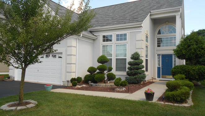 This four-bedroom home at 9 Pine Court in the popular Four Seasons at South Brunswick active-adult community will be open to the public from 1 to 4 p.m. Sunday, July 9.