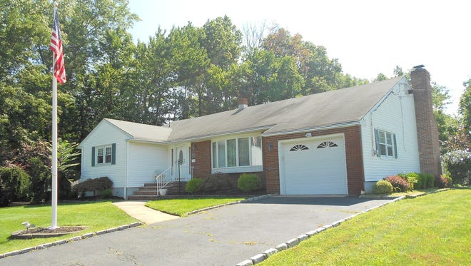 This three-bedroom ranch at 1174 Bell Ave. in North Brunswick will be open to the public from 1 to 4 p.m.Sunday (Aug. 20)